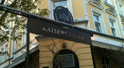 Photo of German Restaurant Kaisergarten at Kaiserstr. 34, München 80801, Germany