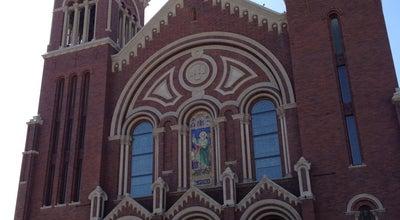 Photo of Church St. Patrick's Cathedral at 1118 N Mesa St, El Paso, TX 79902, United States