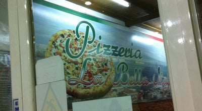 Photo of Pizza Place La Bella Napoli at Avenida Bermudez, Maracay, Venezuela
