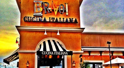 Photo of Italian Restaurant BRAVO! Cucina Italiana at 3324 W Friendly Ave, Greensboro, NC 27410, United States