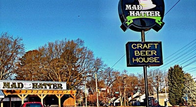 Photo of Gastropub Mad Hatter at 201 Smyres Pl, Greensboro, NC 27403, United States