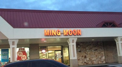 Photo of Chinese Restaurant Ming Moon at 1386 Berlin Tpke, Wethersfield, CT 06109, United States