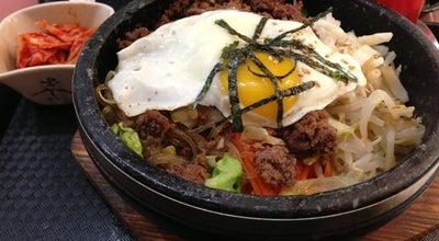 Photo of Korean Restaurant Bibim Q at 597 Yonge St., Toronto, Ca, Canada