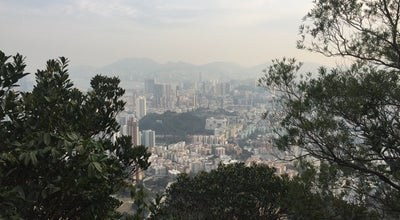 Photo of Trail MacLehose Trail (Section 5) 麥理浩徑(第五段) at Lion Rock Country Park, Lion Rock, Hong Kong