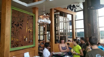 Photo of Southern / Soul Food Restaurant Tupelo Honey Cafe at 1 N Main St, Greenville, SC 29601, United States