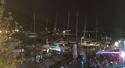 Photo of Music Venue La Rocca terrace at Turkey