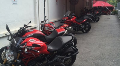 Photo of Motorcycle Shop Ducati Showroom PJ at Persekutuan Hwy, Petaling Jaya 46050, Malaysia