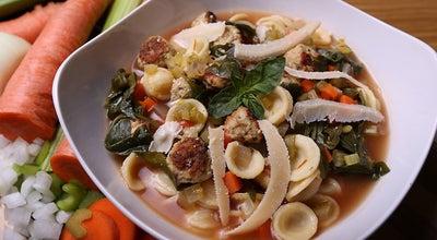 Photo of Italian Restaurant Winflo Osteria at 1315 W 6th St, Austin, TX 78703, United States