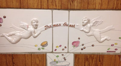 Photo of Ice Cream Shop Thomas Sweet Ice Cream & Chocolate at 29 Palmer Sq W, Princeton, NJ 08542, United States