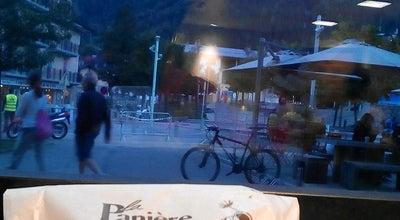 Photo of Bakery La Paniere at Chamonix, France