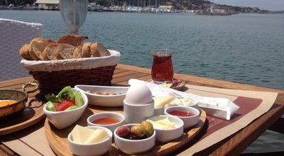 Photo of Cafe Açelya Cafe & Restaurant at Atatürk Cad., Ayvalık 10400, Turkey
