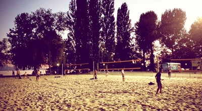 Photo of Beach Beach Volley - Vidy at Lausana, Switzerland