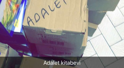 Photo of Bookstore Adalet Kitabevi at Turkey