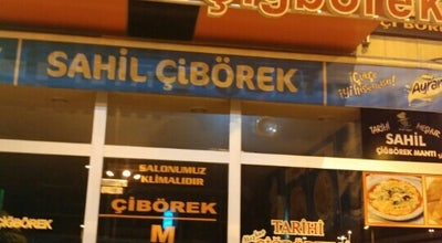 Photo of Manti Place Sahil Cigborek & Manti salonu at Inönü Caddesi No:10, bandirma 10200, Turkey