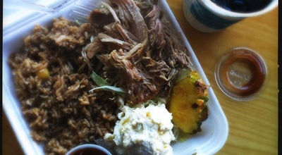 Photo of BBQ Joint Kona Cafe Hawaiian Barbeque and Catering at 4605 Main St, Springfield, OR 97478, United States