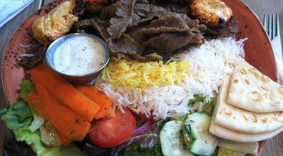Photo of Mediterranean Restaurant Luna Grill at 524 Spectrum Drive, Irvine, CA 92618, United States