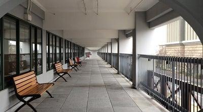 Photo of Historic Site 旧大連航路上屋 at 門司区西海岸1-3-5, 北九州市, Japan