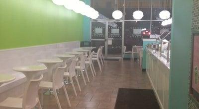 Photo of Dessert Shop SweetFrog at 7263f Arlington Blvd, Falls Church, VA 22042, United States