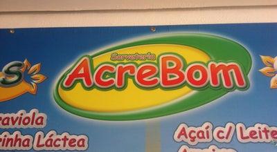 Photo of Ice Cream Shop Acrebom at Rio Branco, Brazil