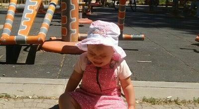 "Photo of Playground Детска площадка ""Баба Яга"" at Бул. Васил Левски, Bulgaria"