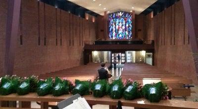 Photo of Church Bradley Hills Presbyterian Church at 6601 Bradley Blvd, Bethesda, MD 20817, United States