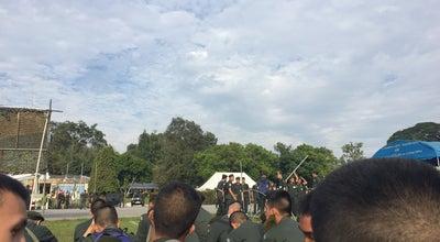 Photo of Park อนุเสาวรีย์ลานผู้กล้า at ค่ายเม็งรายมหาราช, เชียงราย, Thailand