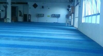 Photo of Mosque Masjid Jamek Batu 10 Skudai at Malaysia