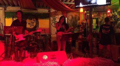 Photo of Cocktail Bar Roots Rock Reggae bar at Nopparat Thara Road, Ao Nang, Thailand