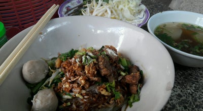 Photo of Ramen / Noodle House ร้านก๋วยเตี๋ยวไฟแดงแล้วเลี้ยวขวา at Thailand