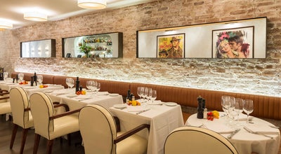 Photo of French Restaurant MAMO Restaurant at 323 W Broadway, New York, NY 10013, United States