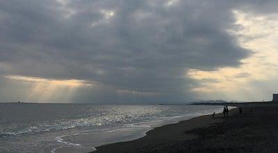 Photo of Beach 辻堂東海岸 at 辻堂東海岸, Fujisawa, Japan