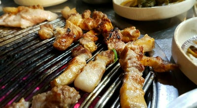 Photo of BBQ Joint 제주흑돈세상 수라간 at 중산간동로 8051, 서귀포시, South Korea