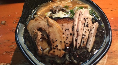 Photo of Food 麺や 虎ノ道 at 松戸1丁目1-1, ひたちなか市, Japan