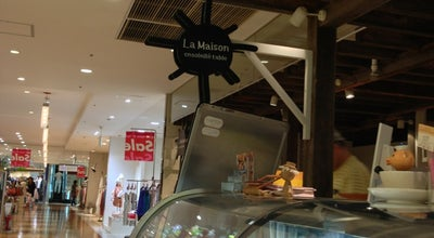 Photo of Cafe La Maison ensoleillé table 調布パルコ店 at 小島町1-38-1, 調布市 182-0026, Japan