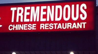 Photo of Asian Restaurant Tremendous at 3550 Wolfedale Rd., Mississauga, ON L5C 2V6, Canada