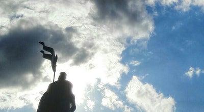 Photo of Monument / Landmark Памятник Александру Невскому at Красная Площадь, Курск, Russia