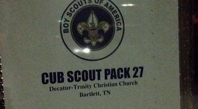 Photo of Church Decatur Trinity Christian Church at 2449 Altruria Rd, Bartlett, TN 38134, United States