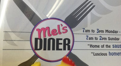 Photo of Breakfast Spot Mel's Diner at 4649 Clyde Morris Blvd #608, Port Orange, FL 32129, United States