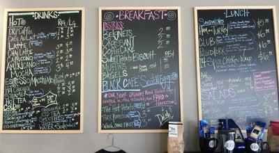 Photo of Cafe Black Café at 518 S Pierce St, Lafayette, LA 70501, United States
