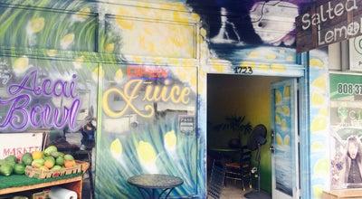 Photo of Juice Bar Salted Lemon at 1723 Liliha St, Honolulu, HI 96817, United States