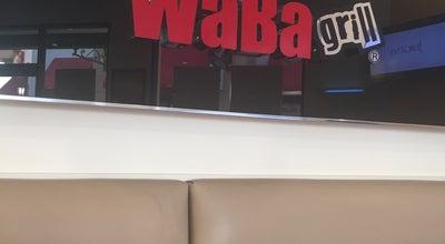 Photo of Asian Restaurant Waba Grill at 12721 Main St, Hesperia, CA 92345, United States