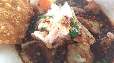 Photo of Chinese Restaurant ลุงขันก๋วยเตี๋ยวปลา at Bangbuathong, Thailand