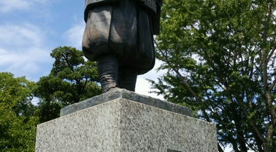 Photo of Outdoor Sculpture 徳川家康公銅像 at 康生町561, Okazaki 444-0052, Japan