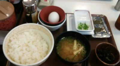 Photo of Japanese Restaurant すき家 沼田IC店 at 下久屋町1043-1, 沼田市 378-0004, Japan