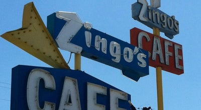 Photo of Breakfast Spot Zingo's Cafe at 3201 Buck Owens Blvd, Bakersfield, CA 93308, United States