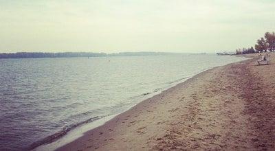 Photo of Beach Пляж на Красноармейском спуске at Ул. Красноармейская, Самара, Russia