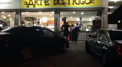 Photo of Bakery Arte do Trigo at R. Crisandália, 120, Belo Horizonte 30770-400, Brazil