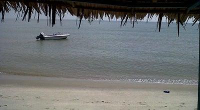 Photo of Beach Pantai Gudang Garam at Pantai Cermin Lubuk Pakam, Medan, Indonesia