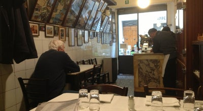 Photo of Italian Restaurant Trattoria Sostanza (Il Troia) at Via Della Porcellana 25, Firenze 50123, Italy
