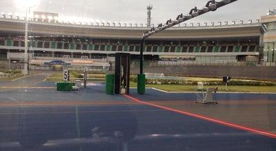 Photo of Racetrack 松戸競輪場 at 北松戸1-8-8, 松戸市, Japan